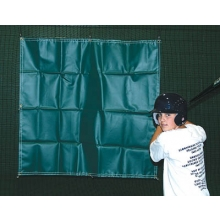 Batting Tunnel Backdrop, Green