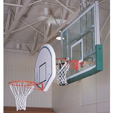 Jaypro LC-5A Adjustable Height Little Champ Junior Basketball Adaptors (Pair)
