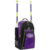 "Louisville EBXNSP6 Xeno Fastpitch Stick Backpack, 13"" x 8"" x 20"""