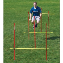 Kwik Goal Coaching Stick Hurdle Set, 16B1201