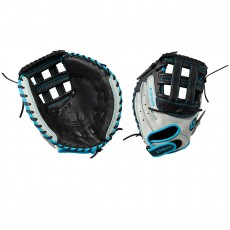 Wilson WTA08RF17FPCM Aura YOUTH Fastpitch Softball Catcher's Mitt, 33""