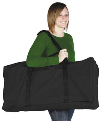 Carry bag makes traveling easy