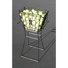 Oncourt CEMP100 Tennis Ball Stand-Up Hopper, 100 BALL