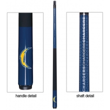 San Diego Chargers NFL Billiards Cue Stick