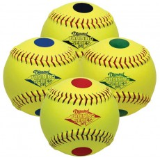 Diamond DTS-SB DOT Colored Dot Training Softball Set
