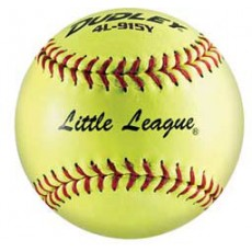 "Dudley SY12 12"", 47/375 Fastpitch Little League Synthetic Softballs, dz"