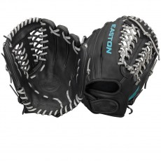 Easton COREFP 1200BKGY Core Pro Fastpitch Glove, 12""