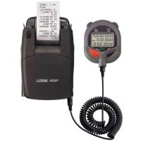 Ultrak 499 Set Two Piece Stopwatch/Printer System
