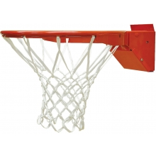 Jaypro Competitor Pro Breakaway Adjustable Basketball Goal, GBA-600