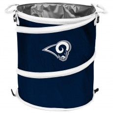 Los Angeles Rams NFL Collapsible 3-in-1 Hamper/Cooler/Trashcan