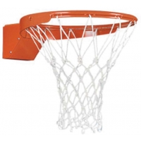 "Porter 22302 Powr-Flex Breakaway Basketball Goal, 5"" x 4"" Hole Pattern"