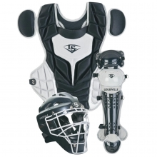Louisville WTLPGFPISG Series 5 Fastpitch Catcher's Set, INTERMEDIATE