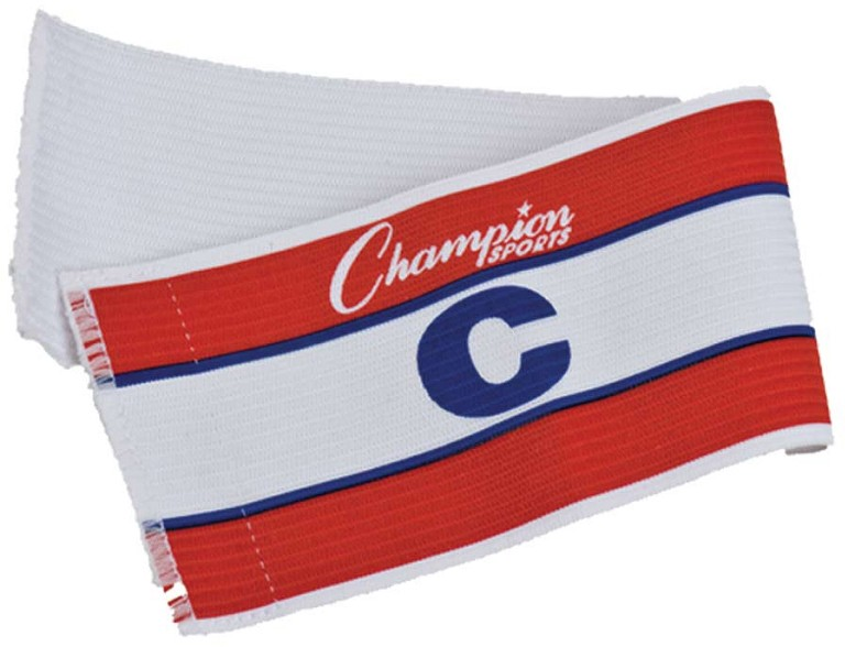 Champion Official Adjustable Soccer Captain S Armband