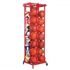 Blazer 4827 Space Mizer Lockable Vertical Ball Carrier