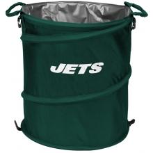 New York Jets NFL Collapsible 3-in-1 Hamper/Cooler/Trashcan