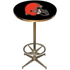 Cleveland Browns NFL Pub Table