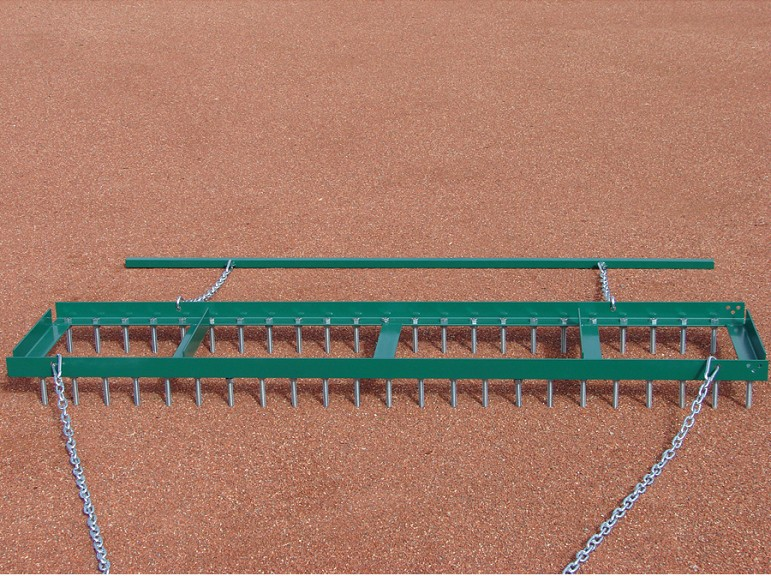 Shown with field conditioner
