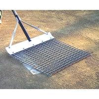 Steel Baseball Mound Mop, 2' x 1.5'