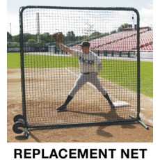 Deluxe Square Protective Screen REPLACEMENT NET, 7' x 7'