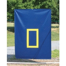 CageSaver Batting Cage Backdrop Protector, 30 oz