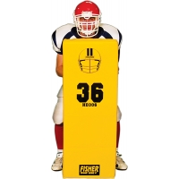 Fisher HD300 Full Body Football Blocking Shield
