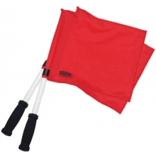 Tachikara VBLF2 Volleyball Line Judge Flags, set of 2