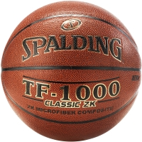 Spalding TF-1000 Classic ZK Basketball, MEN'S, 29.5""