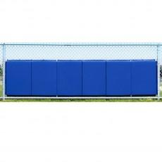 Baseball / Softball Backstop Protective Padding, 3'H x 12'L