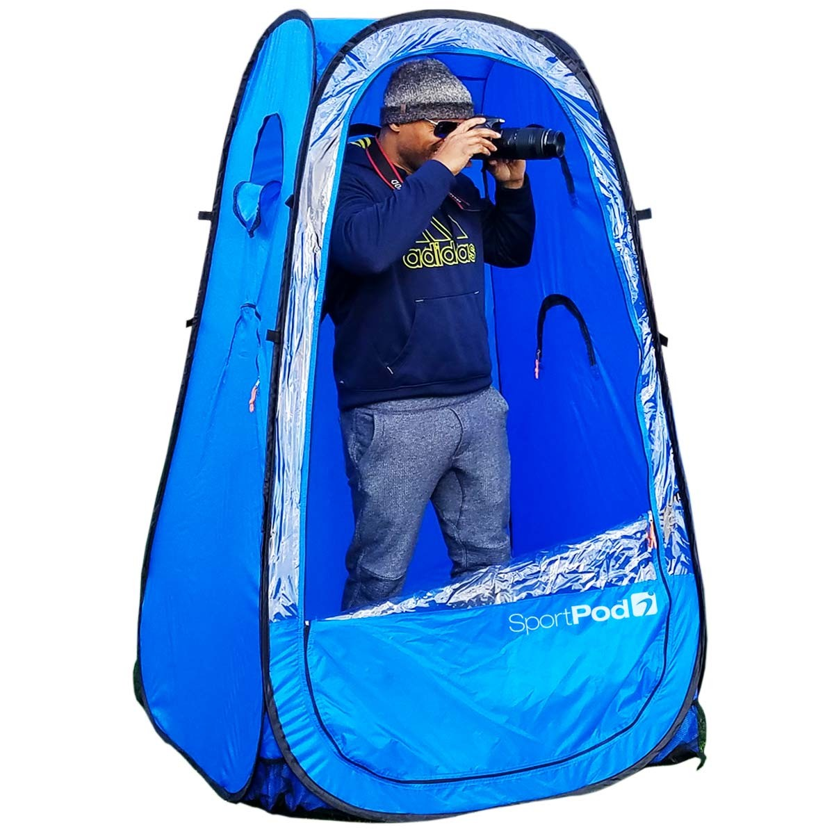 Pop Up Shelter Team : Actionpod™ undercover™ all weather sportpod™ pop up chair tent