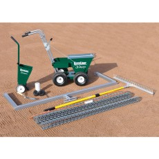 Jaypro FMPD-20FF DELUXE Field Maintenance Pkg, OFFICIAL BASEBALL