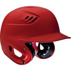 Rawlings S70X1J 70 MPH Matte Finish Batting Helmet, JUNIOR