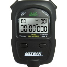 Ultrak 460 16 Lap Memory Stopwatch