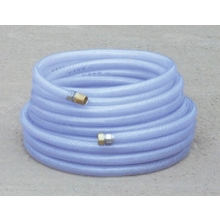 White Line 02306K Clear Watering Hose, 50'