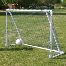 Funnets PVC 4' x 6' Youth Soccer Goal