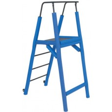 Excel E6251 Folding Volleyball Official's Stand