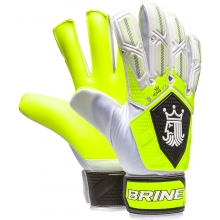 Brine King Match 2X Goalkeeper Gloves, Jr