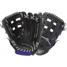 """Louisville 11.75"""" Xeno Fastpitch Glove, FGXNBK6-1175"""