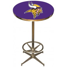 Minnesota Vikings NFL Pub Table