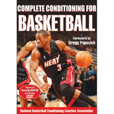 Complete Conditioning for Basketball, Book w/DVD
