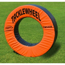 "Fisher TW4220 Football Tackle Wheel, 42"" dia."