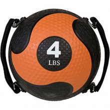 Champion SMD4 Rhino Ultra Grip Medicine Ball, 4 lbs