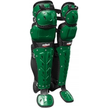"Schutt 14"" Air Maxx Scorpion Triple Flex Catcher's Leg Guards"