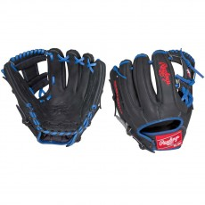 "Rawlings 11.5"" Heart of the Hide Dual Core Glove, PRO314DC-2BR"