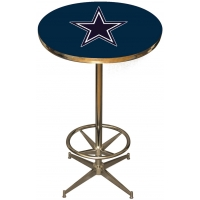 Dallas Cowboys NFL Pub Table