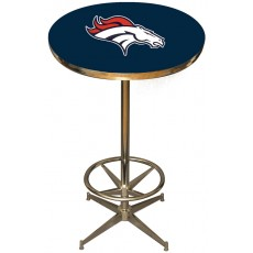Denver Broncos NFL Pub Table