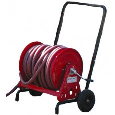 Reelcraft Irrigation Watering Hose Reel and Cart