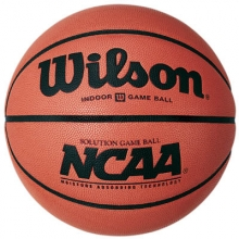 Wilson WTB0701 Solution NCAA Basketball, WOMEN'S & YOUTH, 28.5''
