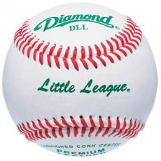 Diamond DLL Little League Tournament Baseballs, dz