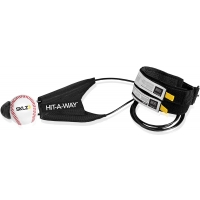 SKLZ Hit-A-Way High-Repetition Baseball Solo Batting Trainer