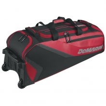 "DeMarini Grind Wheeled Bag, 38"" L x 13.5"" W x 13.5"" H"